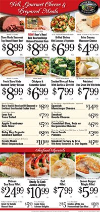 Top deals in the Morton Williams weekly ad in New York