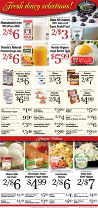Sandwiches deals in the Morton Williams weekly ad in New York