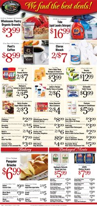 Betty Crocker deals in the Morton Williams weekly ad in New York