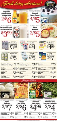 Weight Watchers deals in the Morton Williams weekly ad in New York