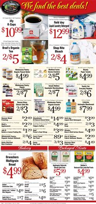 Fabric softener deals in the Morton Williams weekly ad in New York