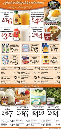 Pizza deals in the Morton Williams weekly ad in New York