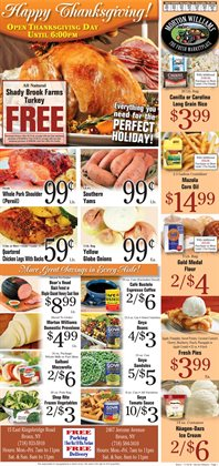 Chicken deals in the Morton Williams weekly ad in White Plains NY
