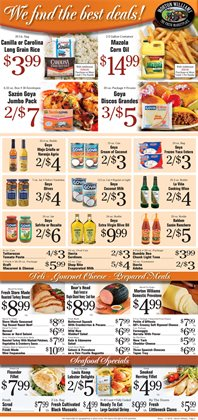 Wine deals in the Morton Williams weekly ad in Ridgewood NY