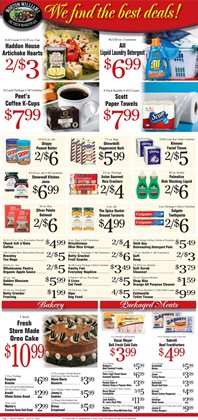 Scrub deals in the Morton Williams weekly ad in New York