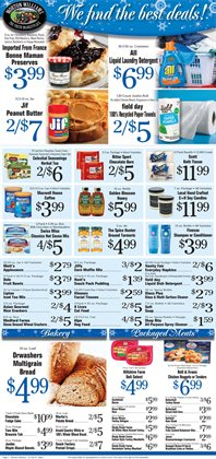 Candle deals in the Morton Williams weekly ad in New York