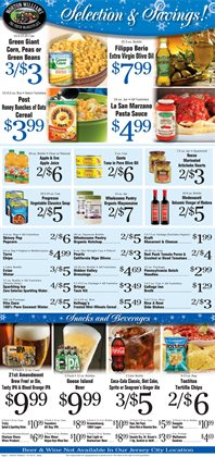 Wine deals in the Morton Williams weekly ad in Forest Hills NY
