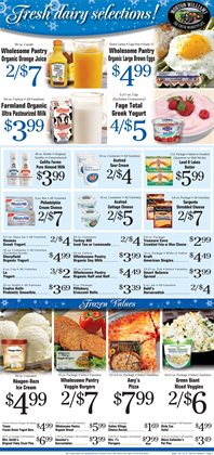 Pillsbury deals in the Morton Williams weekly ad in New York