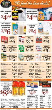 Soap deals in the Morton Williams weekly ad in New York