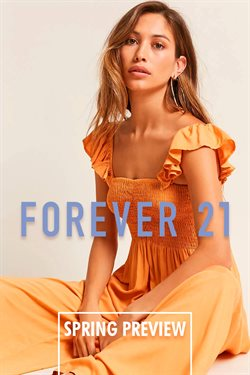 Forever 21 deals in the Houston TX weekly ad