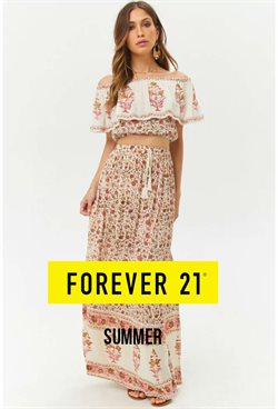 Clothing & Apparel deals in the Forever 21 weekly ad in Fontana CA