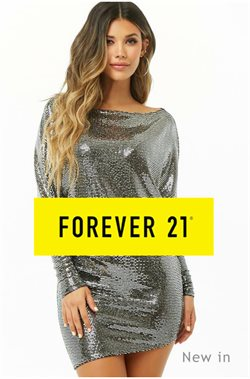 Forever 21 deals in the New York weekly ad
