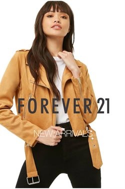 Clothing & Apparel deals in the Forever 21 weekly ad in Daly City CA