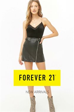 Clothing & Apparel deals in the Forever 21 weekly ad in Yorba Linda CA