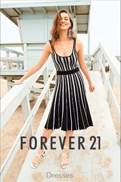 Clothing & Apparel deals in the Forever 21 weekly ad in Kansas City MO