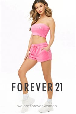 Clothing & Apparel deals in the Forever 21 weekly ad in Bryan TX