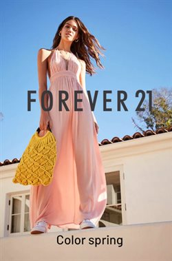 Clothing & Apparel deals in the Forever 21 weekly ad in Bothell WA