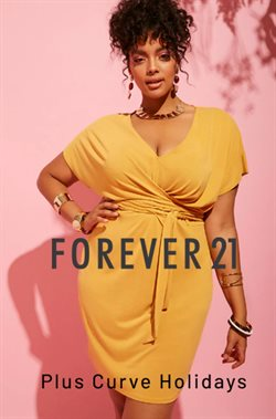 Clothing & Apparel deals in the Forever 21 weekly ad in Pontiac MI