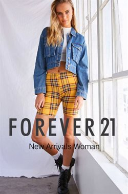 Forever 21 deals in the Winston Salem NC weekly ad