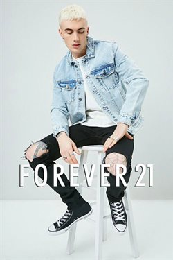 Clothing & Apparel offers in the Forever 21 catalogue in Indio CA ( More than a month )