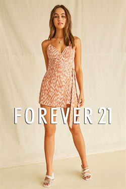 Forever 21 catalogue in New York ( More than a month )
