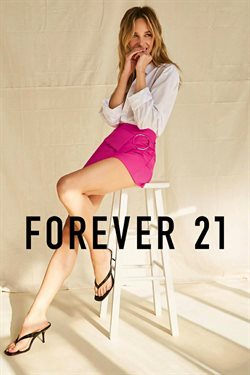 Clothing & Apparel offers in the Forever 21 catalogue in Cambridge MA ( More than a month )