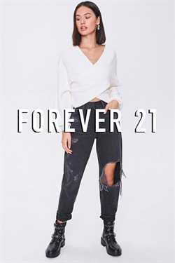 Forever 21 catalogue ( 25 days left )