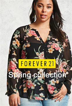 Clothing & Apparel deals in the Forever 21 weekly ad in Houston TX