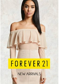 Queens Center deals in the Forever 21 weekly ad in New York