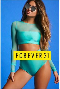 Clothing & Apparel deals in the Forever 21 weekly ad in Dallas TX