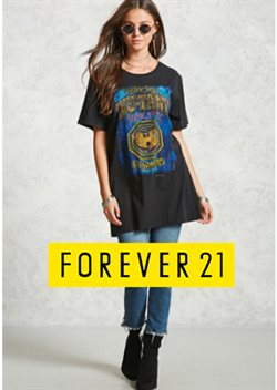 Clothing & Apparel deals in the Forever 21 weekly ad in New York