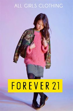 Clothing & Apparel deals in the Forever 21 weekly ad in Largo FL