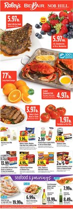 Raley's deals in the Sacramento CA weekly ad