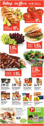 Fruit deals in the Raley's weekly ad in Modesto CA
