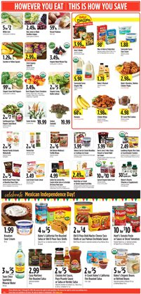 Bowl deals in the Raley's weekly ad in Lodi CA