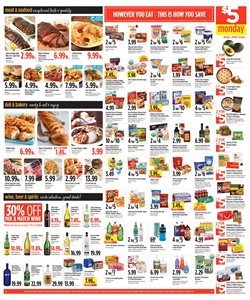 Sprite deals in the Raley's weekly ad in Concord CA