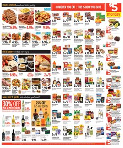Matches deals in the Raley's weekly ad in Santa Clara CA