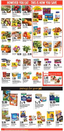 Pasta deals in the Raley's weekly ad in Modesto CA