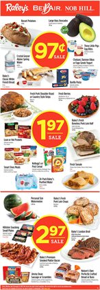 Raley's catalogue ( Expires tomorrow )