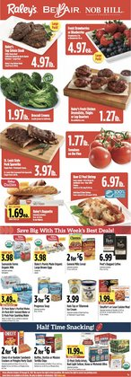 Grocery & Drug deals in the Raley's catalog ( Expires today)