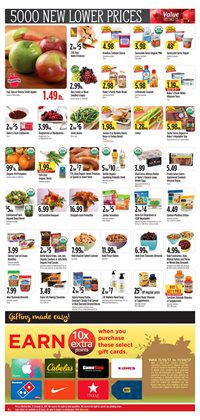 Raley's deals in the Modesto CA weekly ad