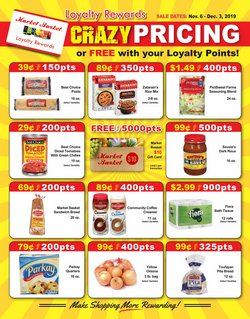 Market Basket deals in the Beaumont TX weekly ad