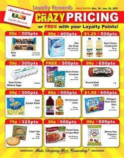 Market Basket catalogue ( 11 days left )