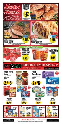 Market Basket catalogue ( Expired )