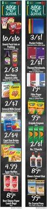 Grocery & Drug deals in the Market Basket catalog ( 1 day ago)
