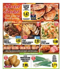 Grocery & Drug deals in the Market Basket catalog ( 2 days left)
