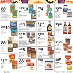 Potatoes deals in the Fareway weekly ad in Sioux Falls SD