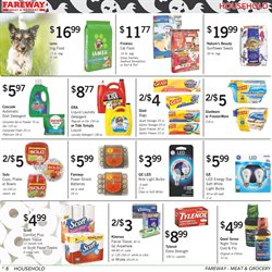 Furniture deals in the Fareway weekly ad in Sioux Falls SD