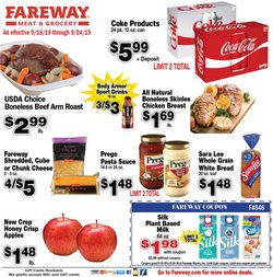 Fareway deals in the Sioux City IA weekly ad
