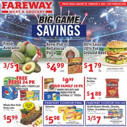 Grocery & Drug deals in the Fareway weekly ad in Coralville IA
